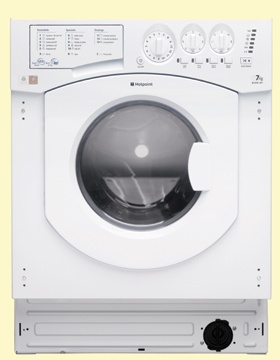 Hotpoint BHWM149 | 7kg Fully Integrated Washing Machine-0