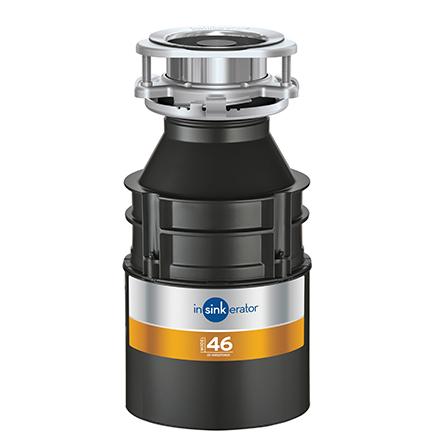 InSinkErator ISE 46   .55HP Waste Disposal Unit -0