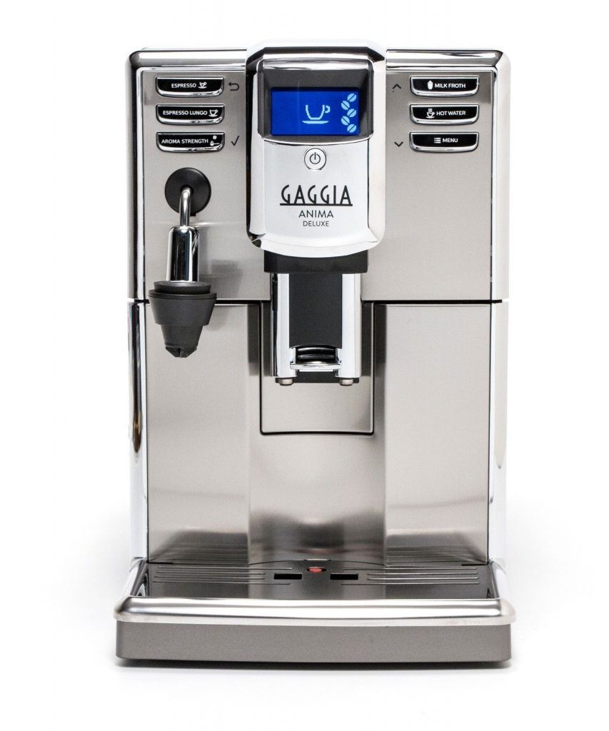 Gaggia Anima Deluxe | Automatic Bean to Cup Coffee Machine -0