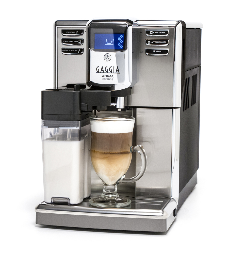 Gaggia Anima Prestige | Automatic Bean to Cup Coffee Machine - Silver-0