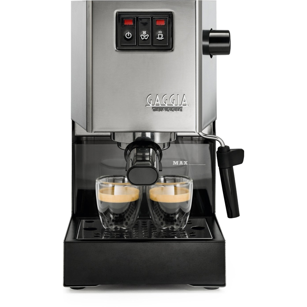 Gaggia Classic 2015 | Manual Espresso Machine-0