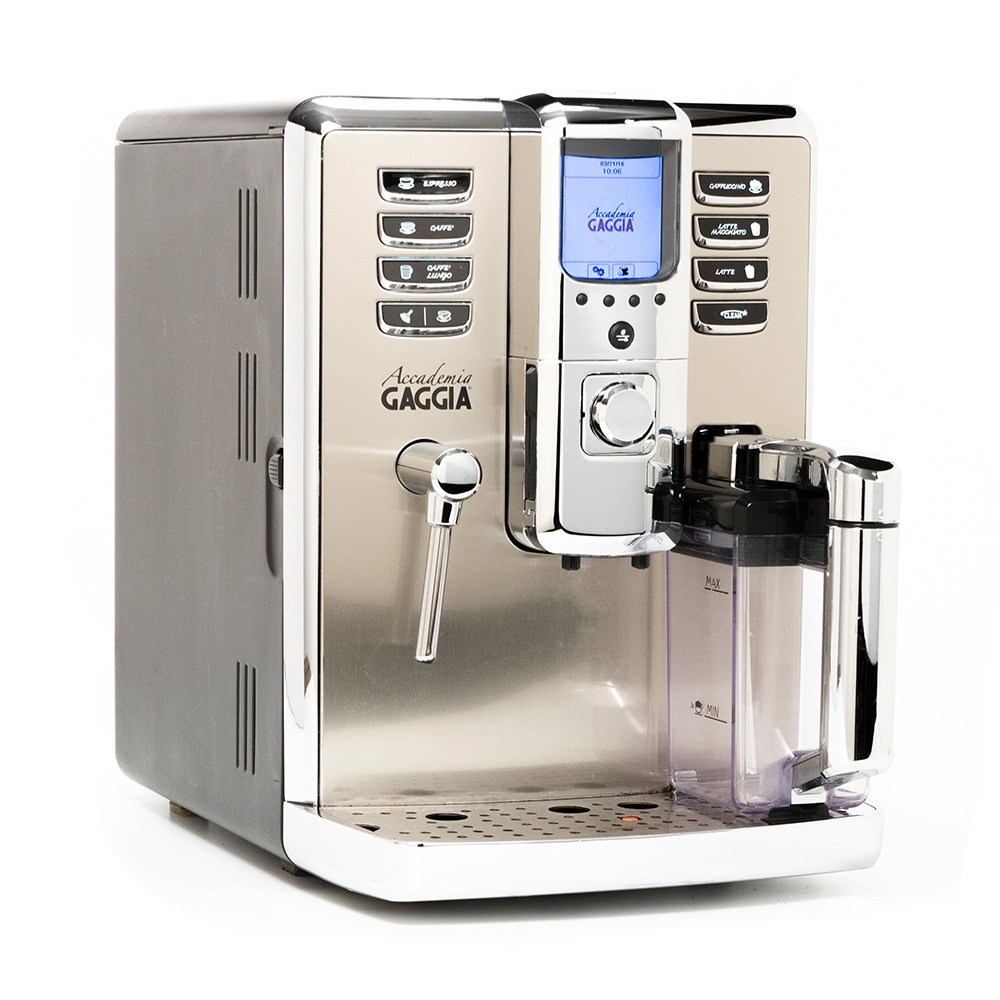 Gaggia Accademia | Super Automatic Espresso Coffee Machine -0