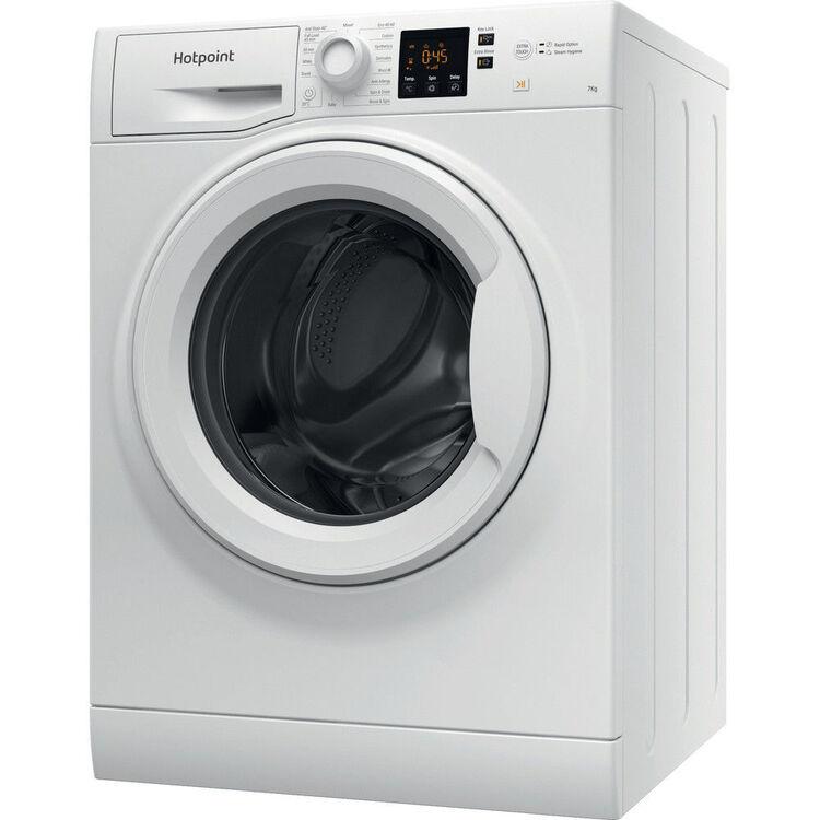 Hotpoint NSWF742UW Washing Machine 1400 Spin 7Kg Load
