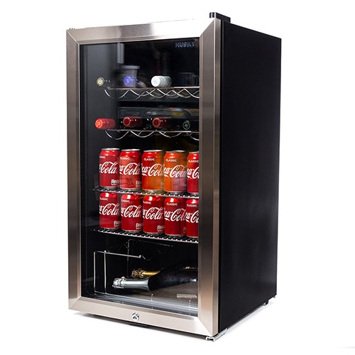 Husky Hm39 47cm Under Counter 20 Bottle Wine Cooler