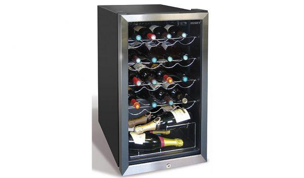 Husky HM39 | 47cm Under counter Wine Cooler -2379