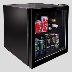 Husky HY192   Mini Fridge - Drinks Chiller - Black-0