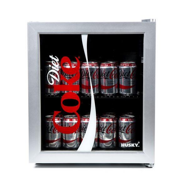 Husky HY209 | Diet Coke Branded Table Top Drinks Chiller-3282