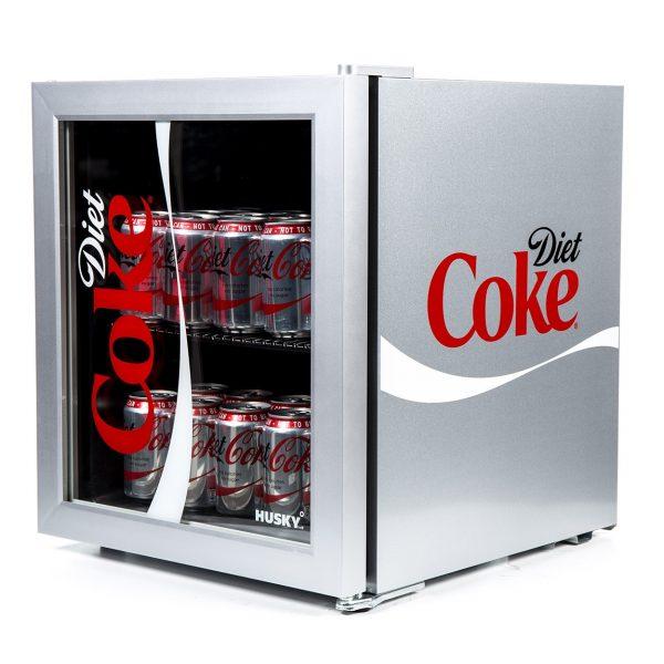 Husky HY209 | Diet Coke Branded Table Top Drinks Chiller-3281