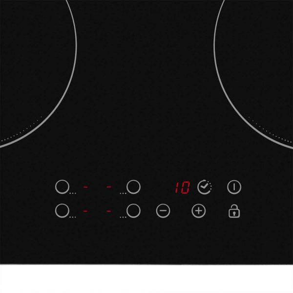 Candy CI640CBA | 60cm, 13amp Induction Hob-1989