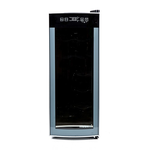 Husky HN6 | Reflections Slimline 12 bottle Wine Cooler-3264