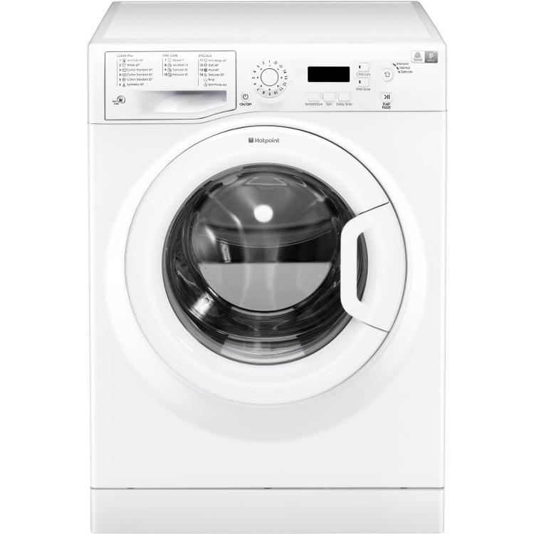 Hotpoint WMBF742P   White 7kg Washing Machine -0