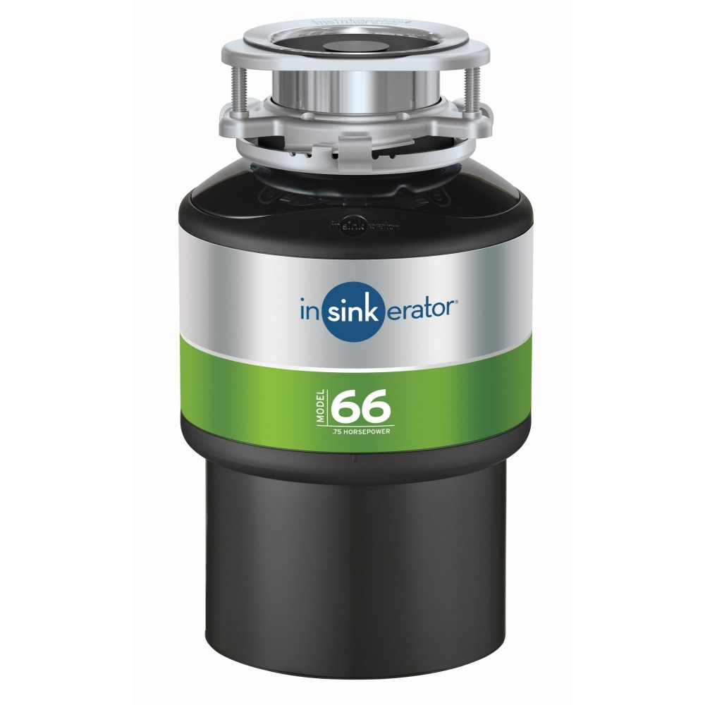 Insinkerator ISE Model 66 | Waste Disposer with Air Switch-0