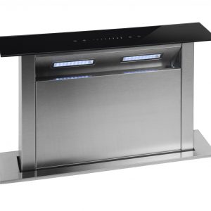 Montpellier DDCH60 | 60cm Down Draft Cooker Hood -0