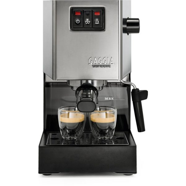 Gaggia Classic 2015   Manual Espresso Machine-0