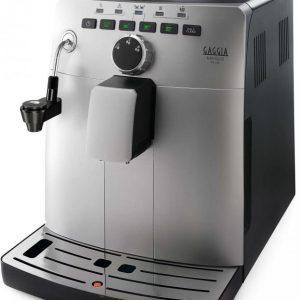Gaggia Naviglio Deluxe   Bean To Cup Coffee Machine - Silver and Black-0