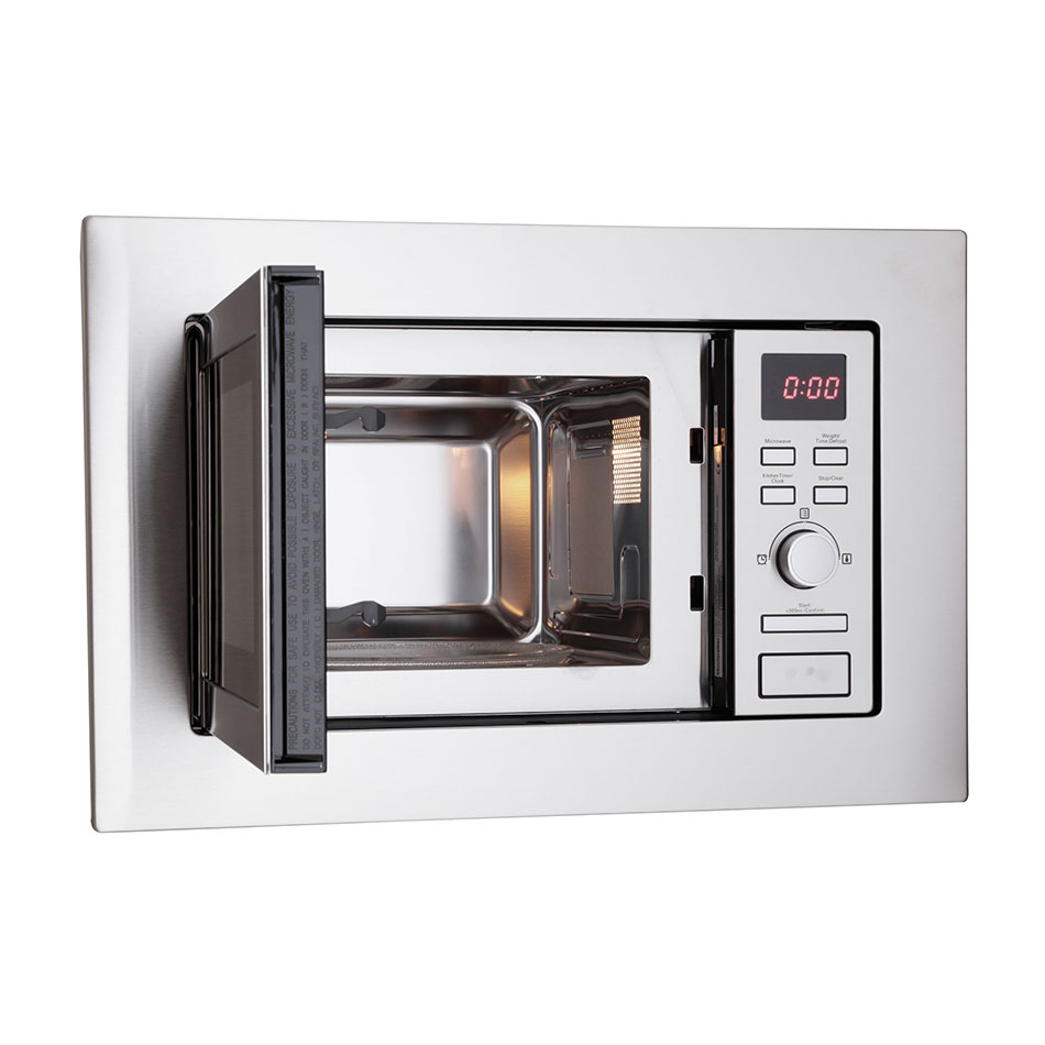 Montpellier MWBI9000 | 20 Litre Built In Solo Digital Microwave -0