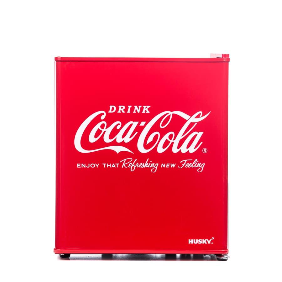 Buy Husky El196 Coca Cola Branded Table Top Mini Fridge