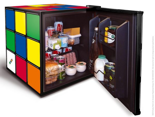 Husky HU231 | Rubiks Cube Mini Fridge -3151