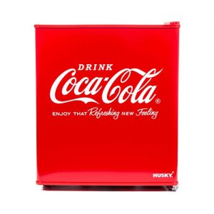 Husky EL196 | Coca Cola Branded Table Top Mini Fridge-0