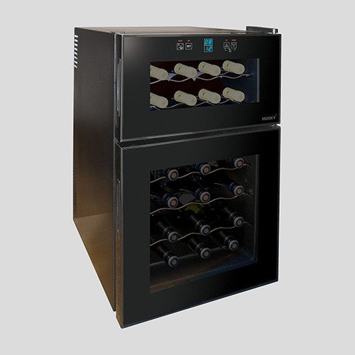 Husky HN7   Reflections Dual Zone Drinks Cooler-3255