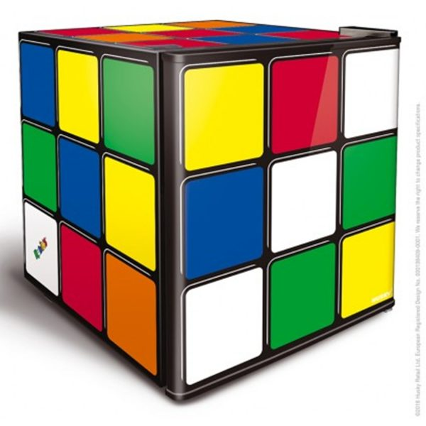 Husky HU231 | Rubiks Cube Mini Fridge -3149