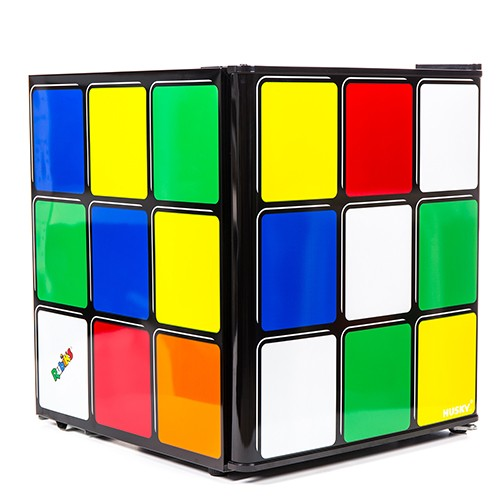 Husky HU231 | Rubiks Cube Mini Fridge -3248