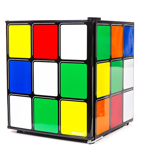 Husky HU231 | Rubiks Cube Mini Fridge -3247