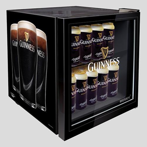 Husky HY205 | Guinness Branded Mini Fridge / Drinks Cooler-0
