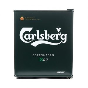 Husky HY208 | Carlsberg Branded Mini Beer Fridge -3244