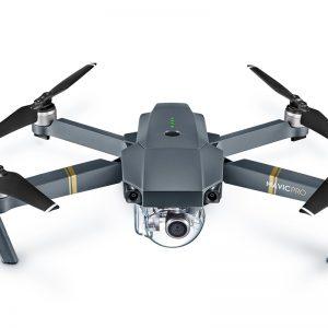 DJI Mavic Pro | 4K Foldable, Obstacle Avoidance Quadcopter Drone -0