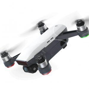 DJI Spark | Mini Quadcopter Camera Drone - Alpine White -0