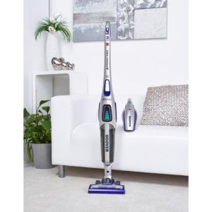Hoover UNP264P | Unplugged 26.4v Cordless Stick Vacuum Cleaner | Silver Purple-0