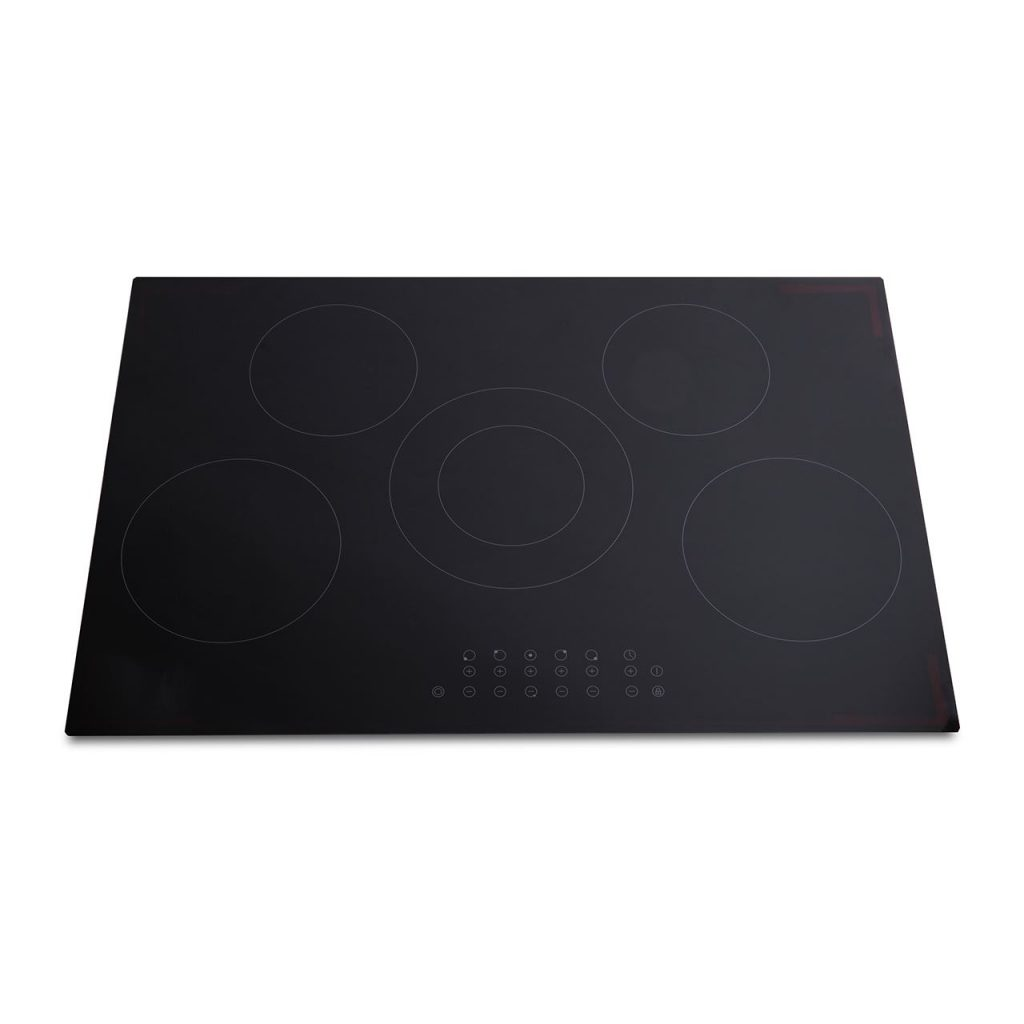 Montpellier CT785 | 78cm Wide Touch Control Ceramic Hob - Black-0