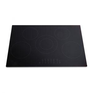 Montpellier CT785 | 78cm Wide Touch Control Ceramic Hob - Black-0