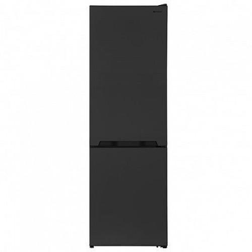Sharp SJBM324B Frost Free F/Freezer Black 60cm Wide-0