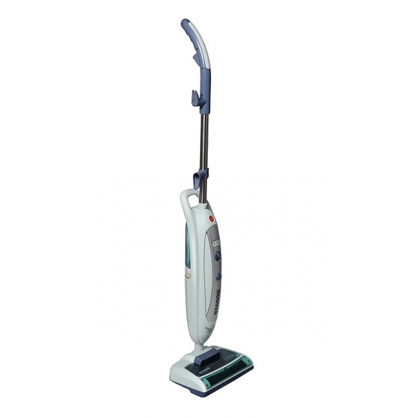 Hoover SteamJet SSW1700 Steam and Sweep | 2 in 1 cleaner 1700W | Silver/Blue-0