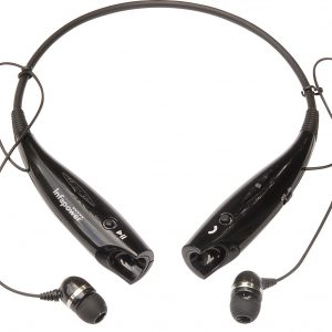 Infapower X304BLK | Wireless Bluetooth Headset | Music & Calls | Black-0