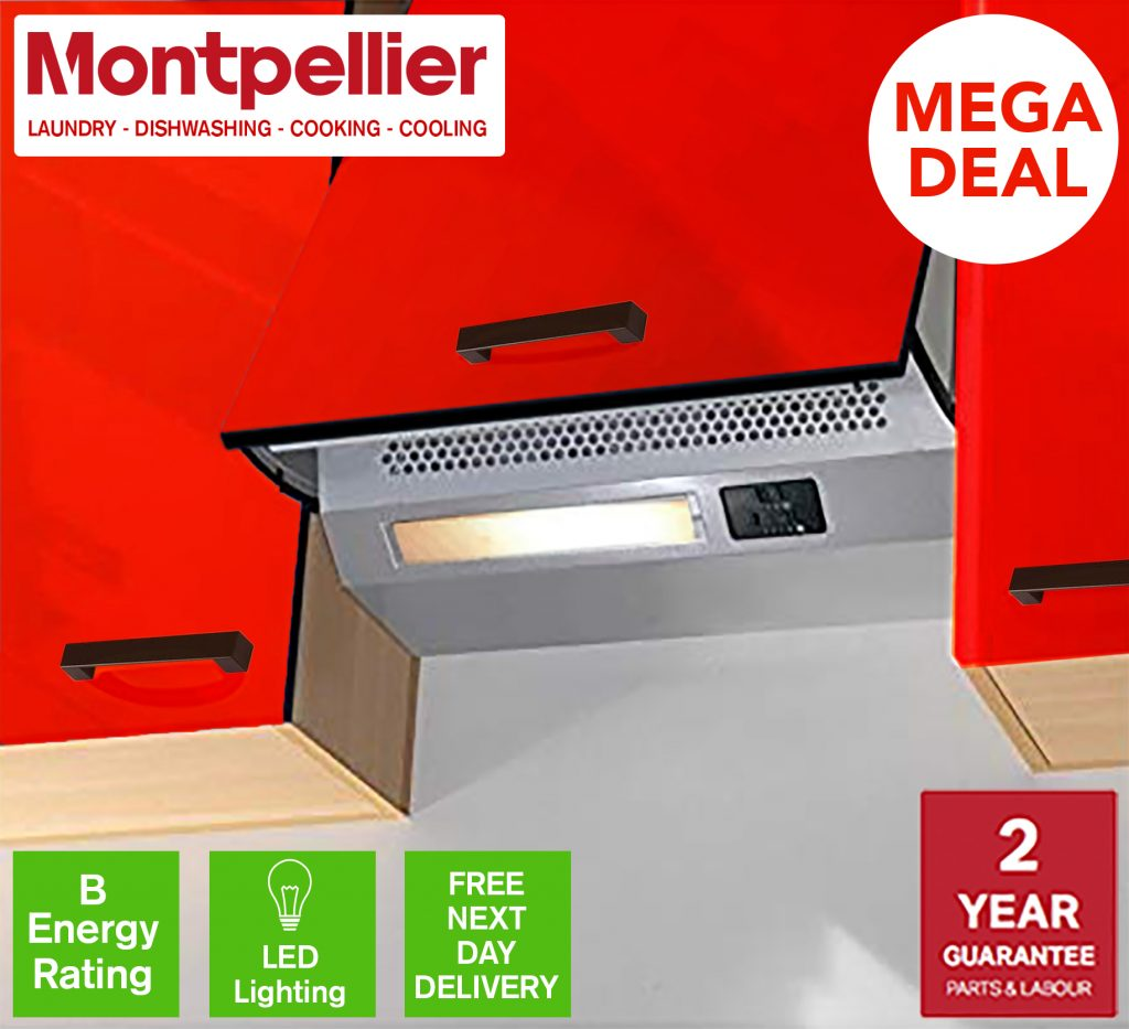 Montpellier Integrated Cooker Hood