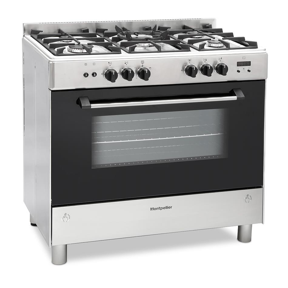 Montpellier 90cm Gas Range Cooker