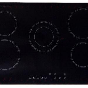Montpellier CT750 75cm Touch Control Ceramic Hob Black