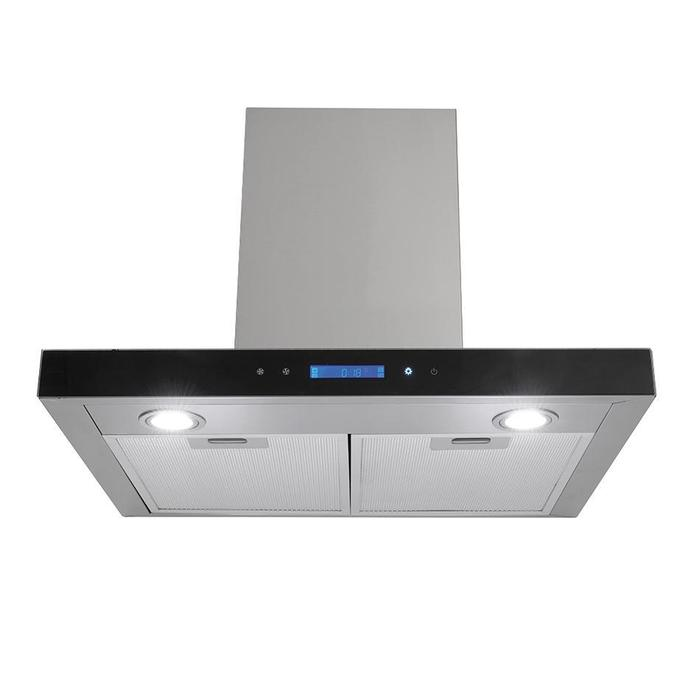 Montpellier MHT600X 60cm T-Shaped Cooker Hood