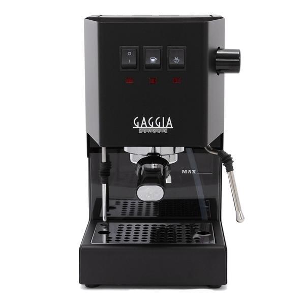 Gaggia Classic Pro Black Manual Espresso Coffee Machine