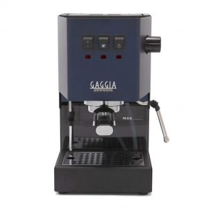 Gaggia Classic Pro Blue Manual Espresso Coffee Machine
