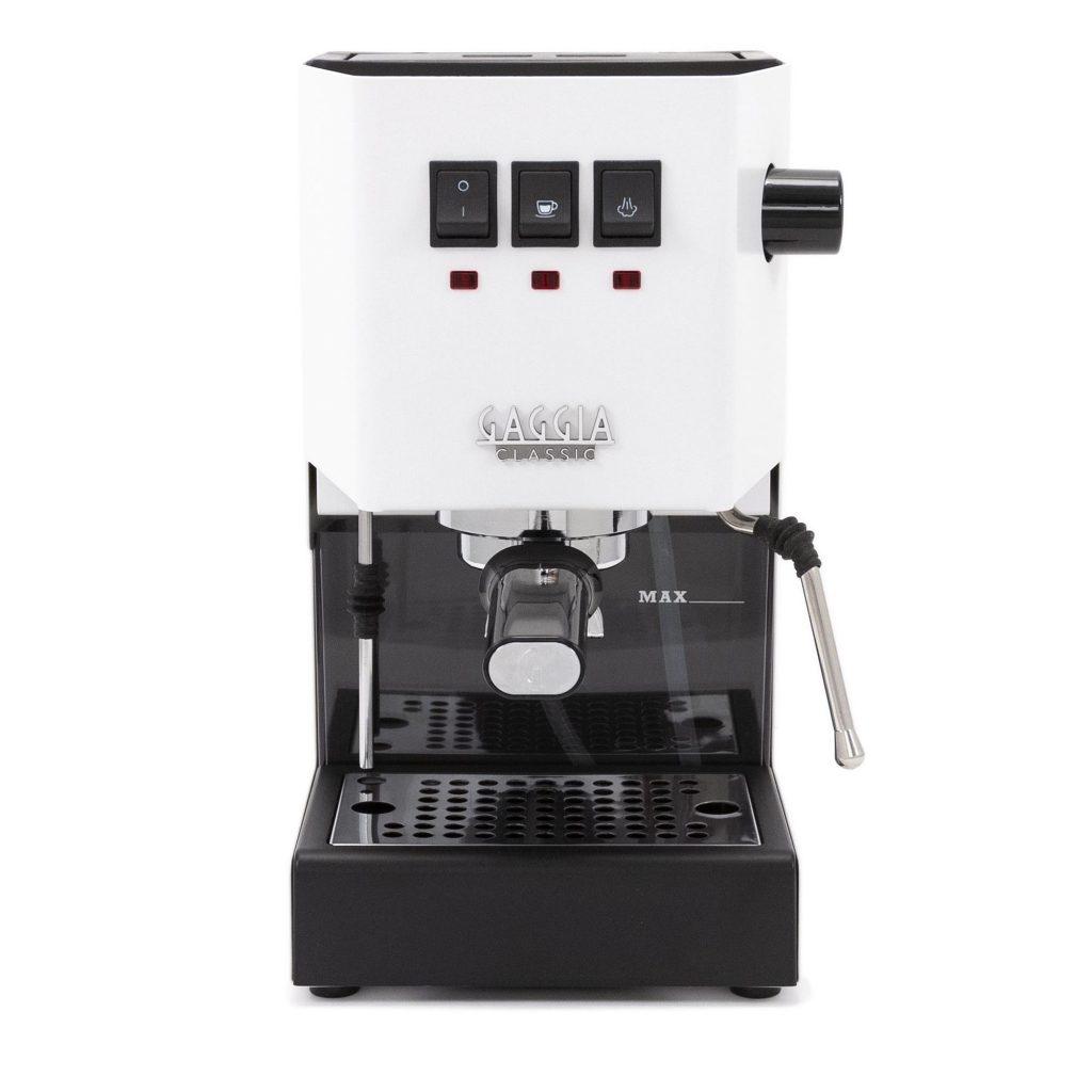 Gaggia Classic Pro White Manual Espresso Coffee Machine
