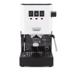Gaggia Classic Pro White Manual Espresso Coffee Machine