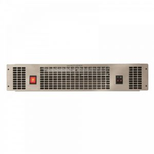 Montpellier MPH50 2kW Electric Built in Kitchen Plinth Space Heater Stainless Steel
