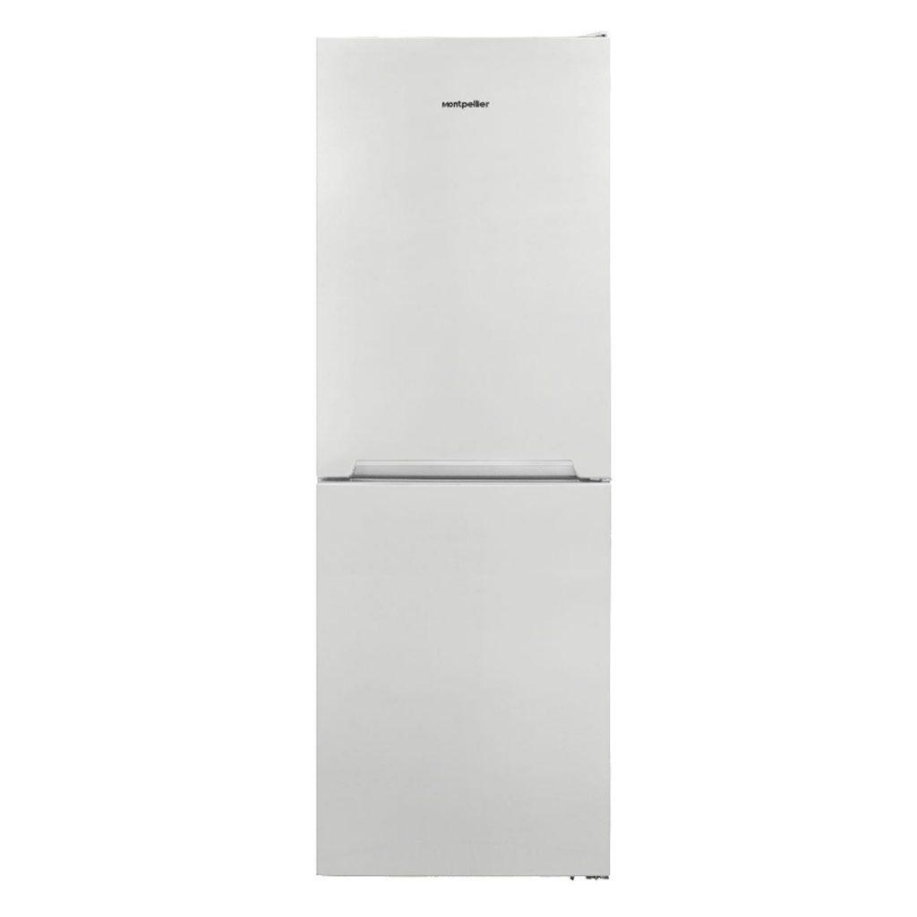 Montpellier MS166W Freestanding Fridge Freezer White