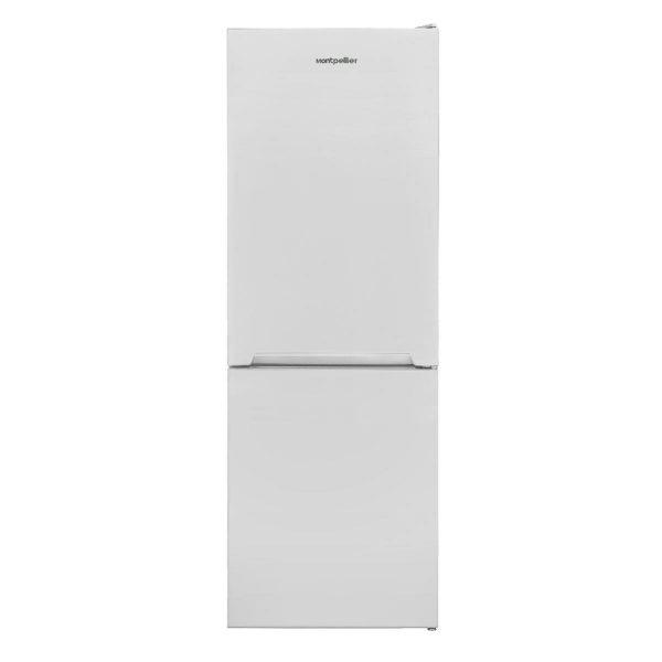 Montpellier Frost Free MFF153W Freestanding Fridge Freezer