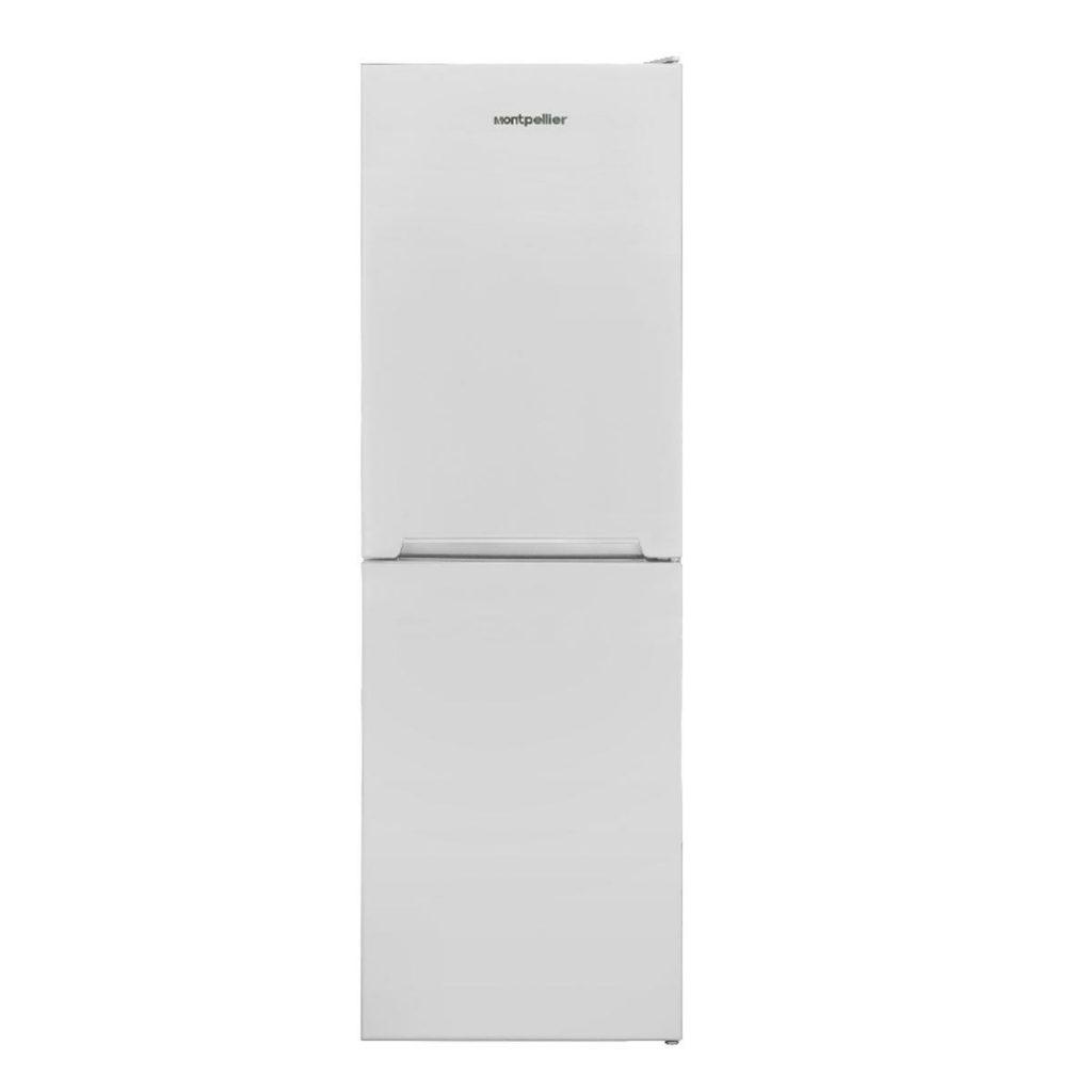 Montpellier Frost Free MFF166W Freestanding Fridge Freezer