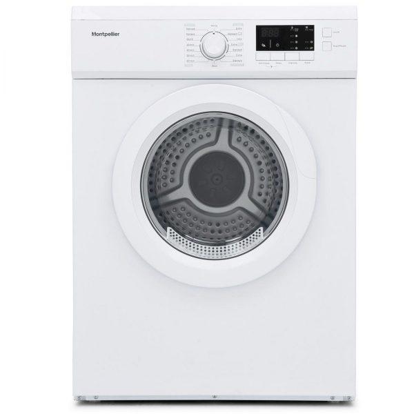 Montpellier MVSD7W 7kg Vented Sensor Tumble Dryer